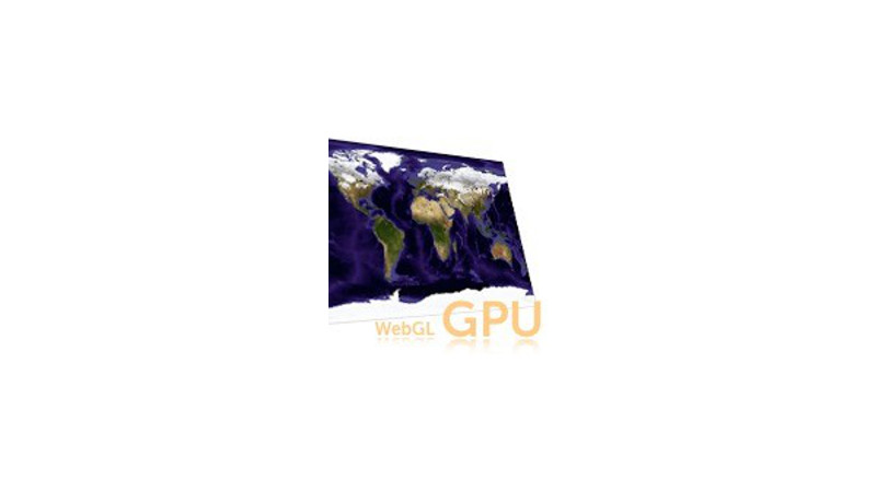 Warping maps (transforming map projections) on GPU