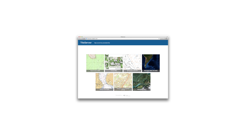 TileServer: WMTS from map tiles and MBTiles – MapTiler News