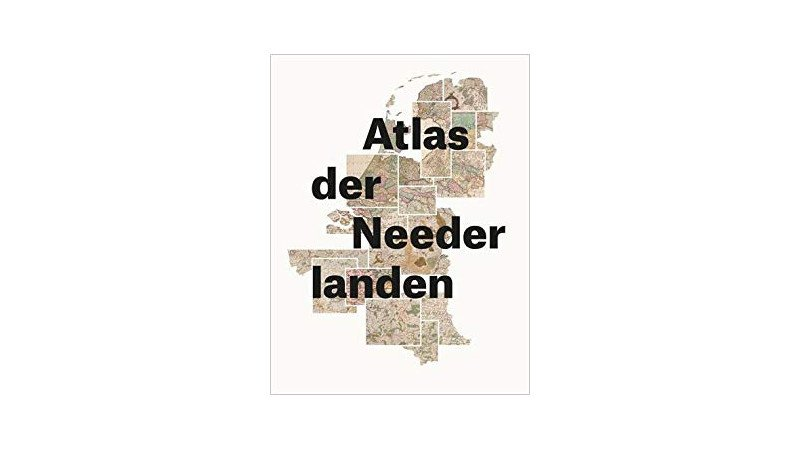 His Majesty King Willem-Alexander opens the exhibition of Atlas Neederlanden rendered with MapTiler