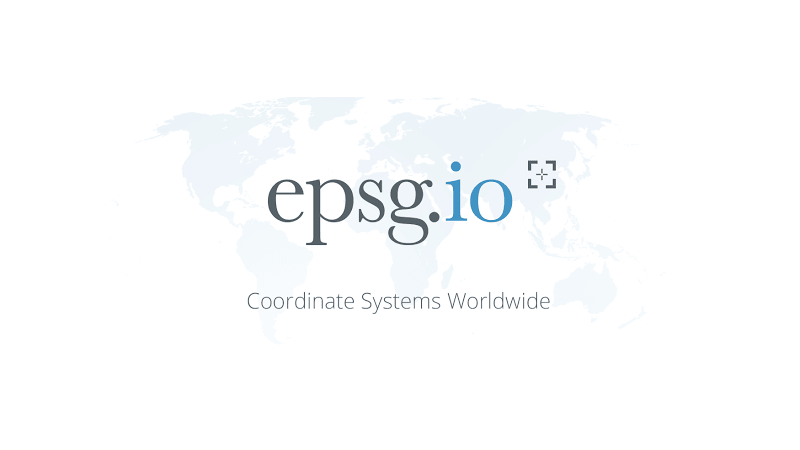 EPSG.io: Find Coordinate Systems Worldwide