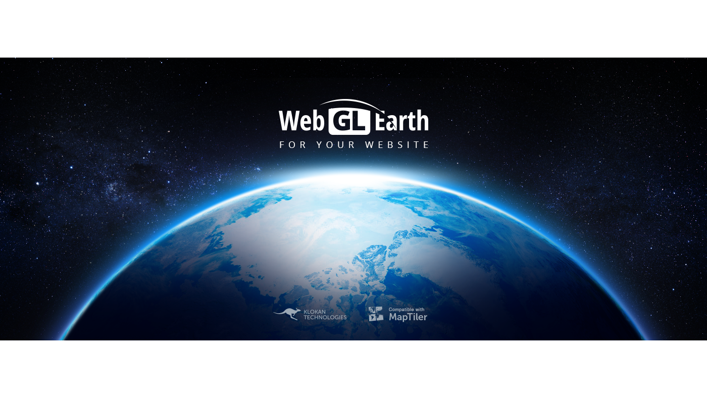 WebGL Earth 2: the Leaflet compatible JavaScript 3D globe