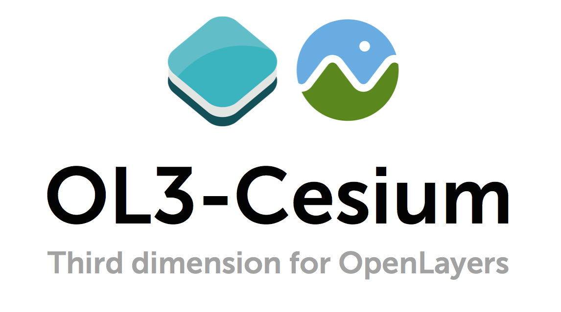 OL3-Cesium: Third dimension for OpenLayers