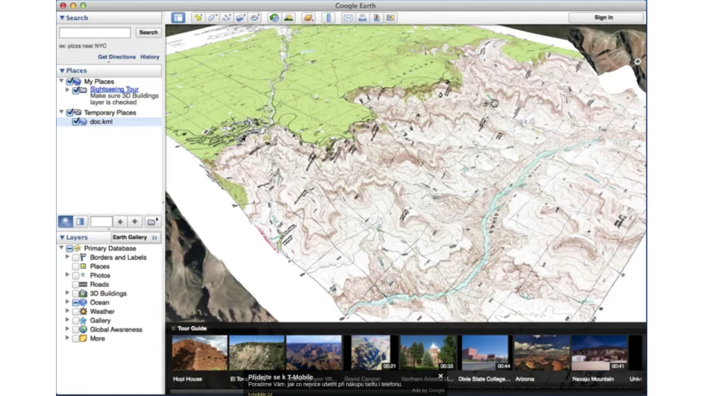 Create Google Earth KML Overlay with MapTiler