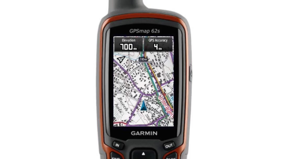 Garmin GPS: Create a custom map with MapTiler