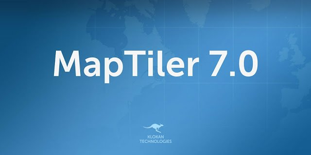 MapTiler 7: Auto-save and new georeferencing