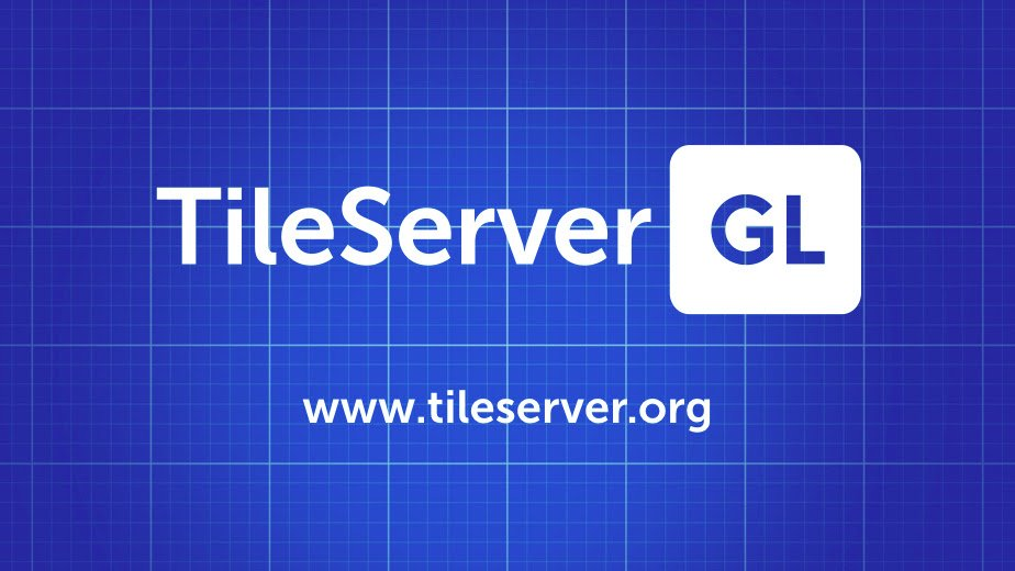 TileServer GL: Maps with GL JSON styles from your server – MapTiler News