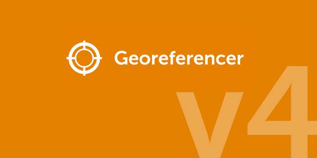 New generation of Georeferencer image