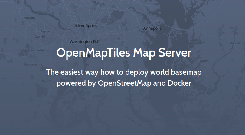 OpenMapTiles Map Server: The easiest way to deploy vector OpenStreetMap