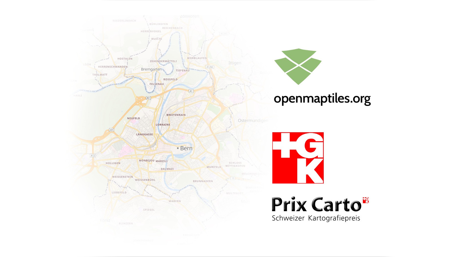 swiss society of cartography and the prix carto award maptiler news