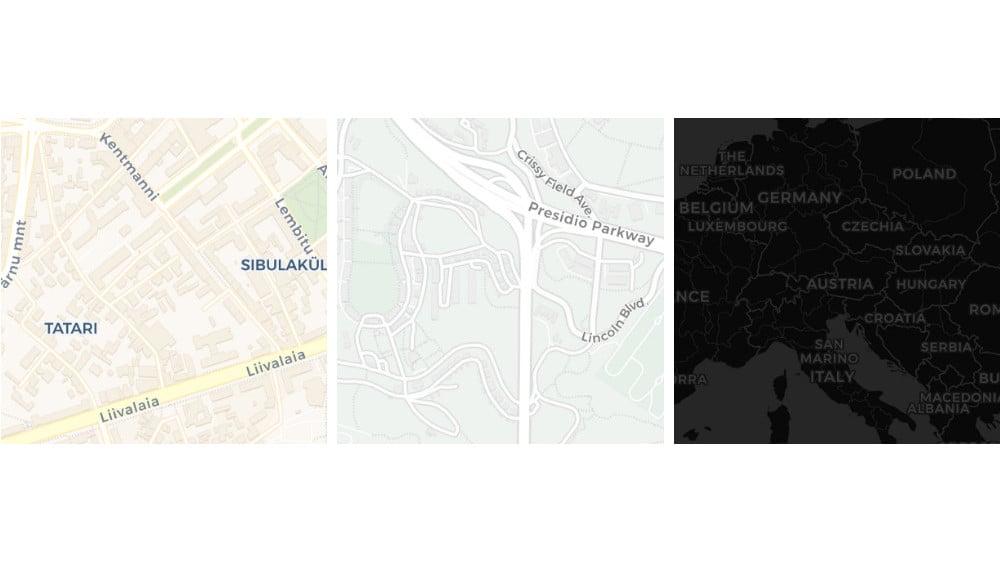 OpenMapTiles gives you freedom of SDKs – MapTiler News
