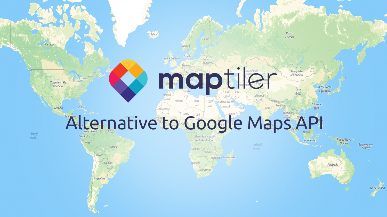 Google Maps API Alternative MapTiler News - Google maps to and from
