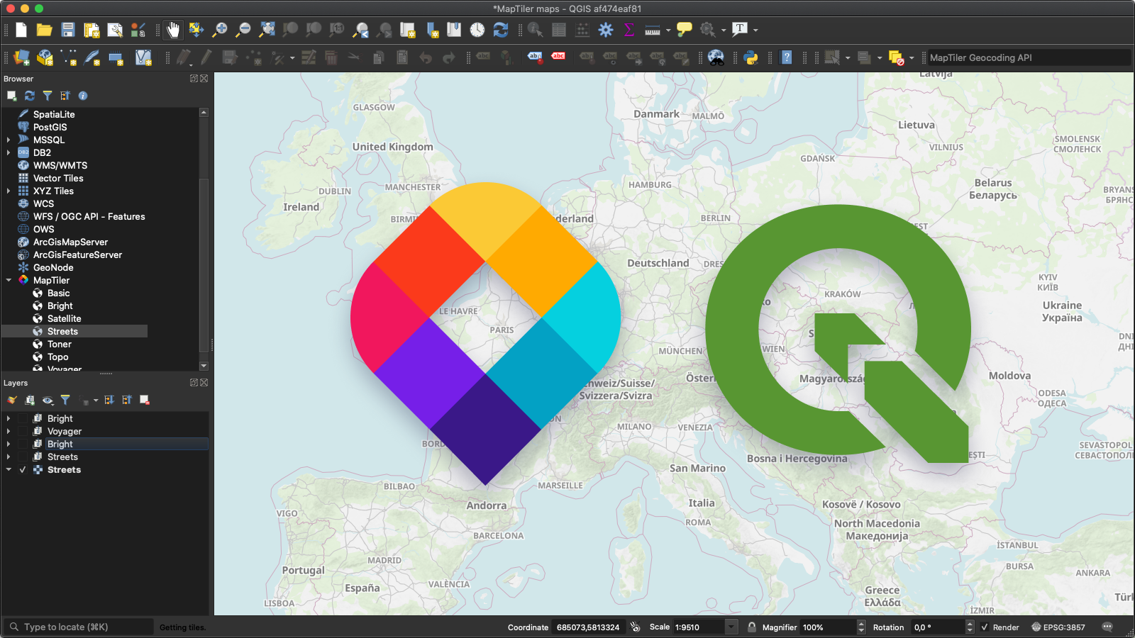 Say hello to the new QGIS plugin image
